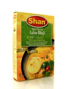 Shan Aaloo Bhaji Curry [mix for spicy potatoes curry]